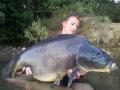 Und hier noch ein Bulle aus Sued Frankreich 2013 mit 23,5kg