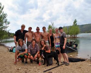 Summer at Cassien 2011